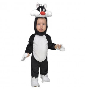 Disfraz de Gato Silvestre para bebé