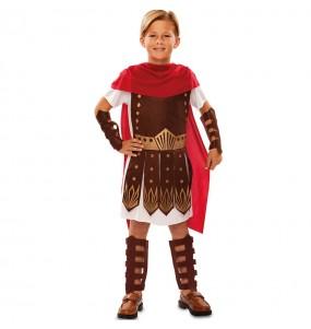 Disfraz de Gladiador Romano para niño
