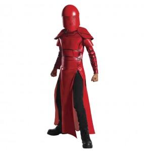 Disfraz de Guardia Pretoriana de Élite Star Wars para niño