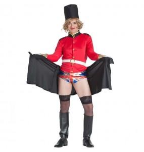 Disfraz de Guardia Real Inglesa cachondo para hombre
