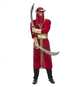 Disfraz de Guerrero Árabe Bereber adulto