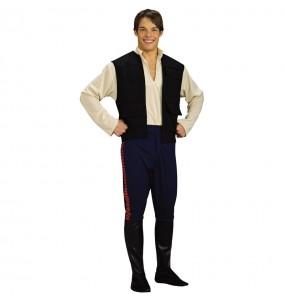 Disfraz de Han Solo Star Wars para adulto