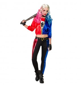 Disfraz de Harley Quinn mujer