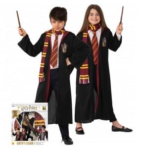 Disfraz de Harry Potter con accesorios para niño
