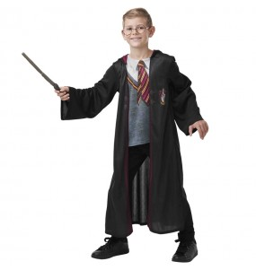 Disfraz de Harry Potter Gryffindor infantil con accesorios