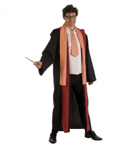 Disfraz de Harry Potter Hogwarts para hombre