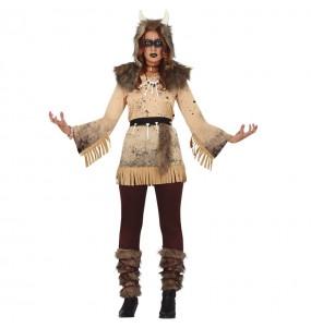 Disfraz de Hechicera Chamán para mujer