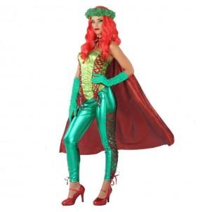 Disfraz de Hiedra Venenosa Villana para mujer