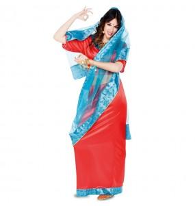 Disfraz de Hindú Bollywood chica