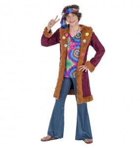 Disfraz de Hippie Deluxe para hombre