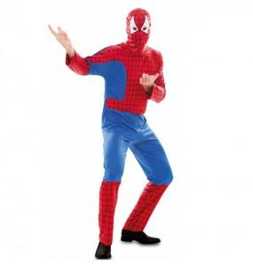 Disfraz de Spiderman para hombre