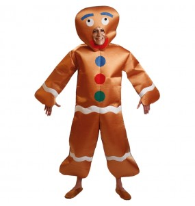 Disfraz de Hombre Jengibre
