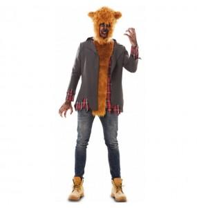 Disfraz de Lobo Camisón