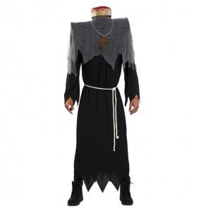 Disfraz de Hombre sin Cabeza para adulto