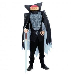 Disfraz de Hombre sin Cabeza para niño
