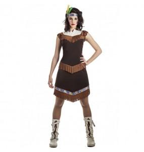 Disfraz de India Cherokee