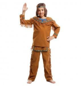 Disfraz de Indio Americano para niño
