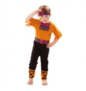 Disfraz de Indio Seattle para niño