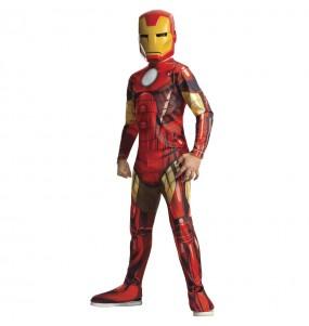 Disfraz de Iron Man Los Vengadores para niño