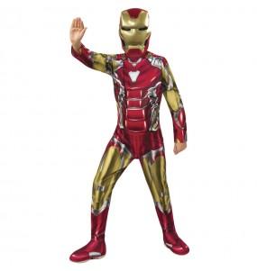 Disfraz de Iron Man Marvel para niño