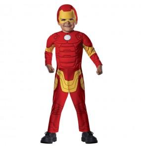 Disfraz de Iron Man Marvel para bebé