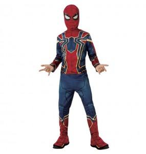 Disfraz de Iron Spider Los Vengadores para niño