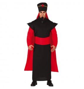 Disfraz de Jafar Aladdin para hombre