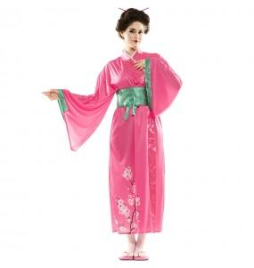 Disfraz de Japonesa para mujer