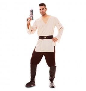Disfraz de Jedi Padawan para adulto
