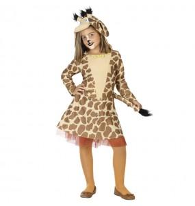 Disfraz de Jirafa para niña