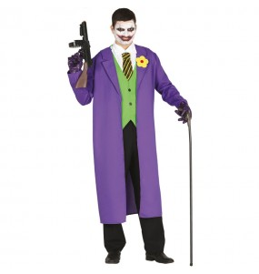 Disfraz de Joker Batman adulto