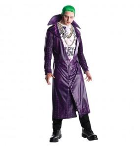 Disfraz de Joker Suicide Squad para hombre