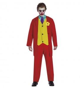 Disfraz de Joker Joaquín Phoenix para hombre