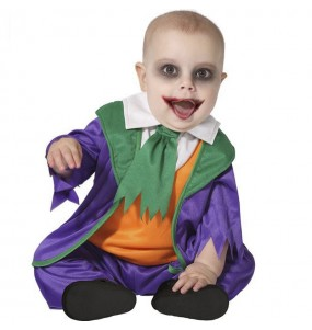 Disfraz de Joker para bebé
