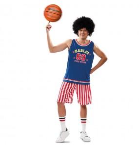 Disfraz de Jugador Baloncesto NBA para hombre