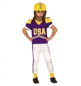 Disfraz de Jugador Fútbol Americano para niño