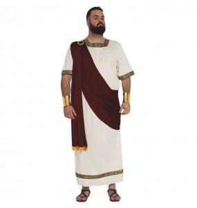 Disfraz de Julio César adulto