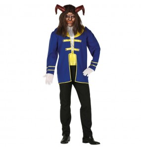 Disfraz de La Bestia para hombre