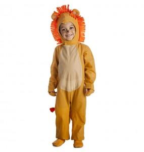 Disfraz de León Feroz para niño