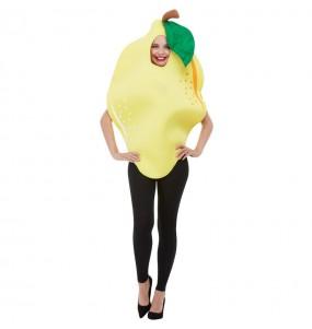 Disfraz de Limón para adulto