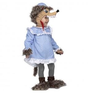 Disfraz de Lobo Caperucita para bebé