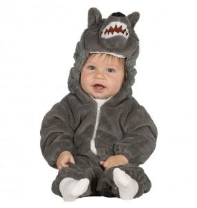 Disfraz de Lobo Feroz para bebé