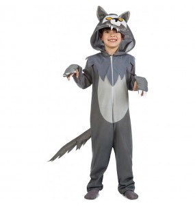 Disfraz de Lobo Feroz para niño