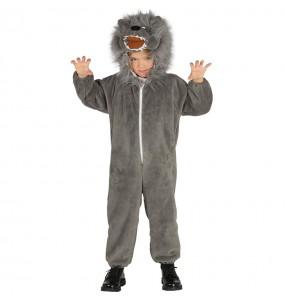 Disfraz de Lobo Salvaje para niño