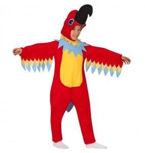 Disfraz de Loro Infantil