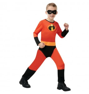 Disfraz de Los Increíbles para niño