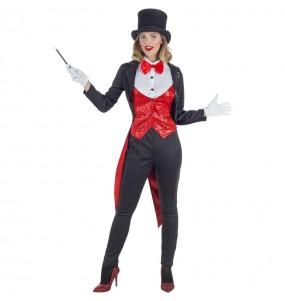 Disfraz Maga Ilusionista para mujer