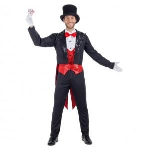 Disfraz de Mago Ilusionista para hombre