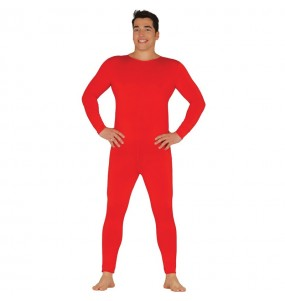 Disfraz Maillot Rojo para hombre