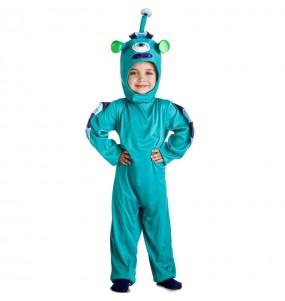 Disfraz de Marcianito para niño